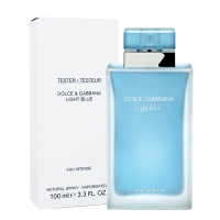 【Dolce&Gabbana】D&G Light Blue EDP 淺藍 女性淡香精 100ml(TESTER-環保盒有蓋)