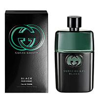 Gucci Guilty Black 罪愛夜 男性淡香水 50ml 送品牌小香