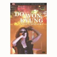 DO WON KYUNG LIVE CONCERT DVD (購潮8)