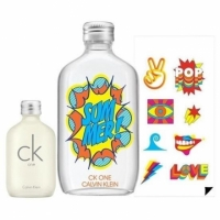 Calvin Klein CK ONE SUMMER 2019 100ml + CK ONE 15ml 禮盒