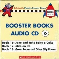 Phonics Booster Books Audio CD 06 ^(Book 16~1