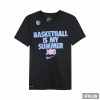 【NIKE】NIKE 男 AS M NK DRY TEE SUMMER JOB 圓領T(短)- 923724010