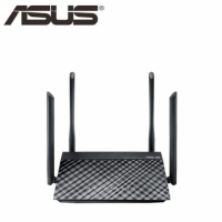 【ASUS 華碩】RT-AC1200 雙頻 Wireless-AC1200 無線路由器 無線分享器 無線基地台 AP分享器 拆封品