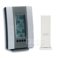 《TFA》無線氣象站 FOCUS PLUS Wireless Weather Station