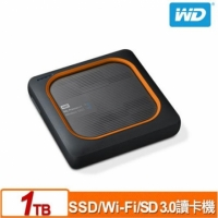 WD My Passport Wireless SSD 1TB 外接式 Wi-Fi SSD 固態硬碟