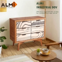 ALMI DOCKER VINTAGE~CHEST 6 DRAWERS 六斗櫃