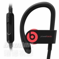 【曜德★預購】Beats Powerbeats 3 Wireless 紅 無線藍芽 運動型耳掛式耳機 防汗