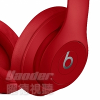 【曜德】Beats Studio3 Wireless 紅色 無線藍芽 頭戴式耳機