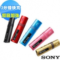 SONY Walkman MP3隨身聽 4GB NWZ-B183F  粉(粉)(粉)