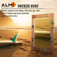 ALMI DOCKER SURF- MIRROR 60x80 造型掛鏡