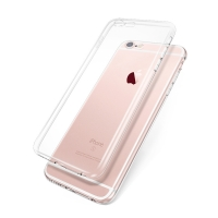 摩比小兔 ~ GOOSPERY Apple iPhone 6/6S CLEAR JELLY 布丁套