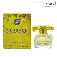 Versace 香愛黃鑽 淡香水 5ml Yellow Diamond EDT - WBK SHOP