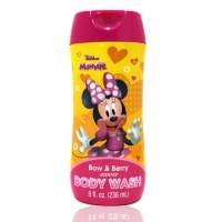 美國熱銷卡通【Disney Minnie】沐浴乳-8oz/236ml