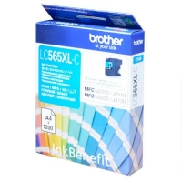 【Brother】Brother LC565XL-C 藍色高容量複合機墨水匣