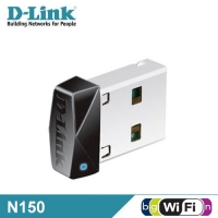 D-Link 友訊 DWA-121 Wireless N 150 Pico USB 無線網路卡