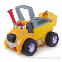 【Weplay 身體潛能館】Little Tikes 大狗噗噗車(3200635762)