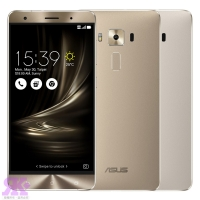 【ASUS】ZenFone3 Deluxe ZS570KL 5.7吋品味旗艦機(6G/64G)-贈專用皮套+9H鋼保+韓版包+支架