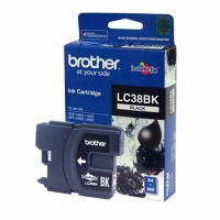 LC38BK brother 原廠黑色墨水匣 適用 MFC-255CW/ DCP-375CW / DCP-195C