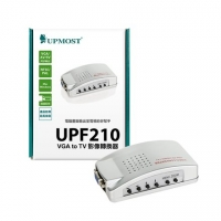 Uptech UPF210 VGA TO TV 影像轉換器