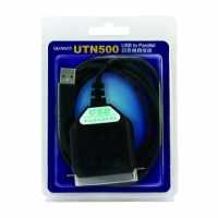 Uptech USB TO Parallel印表機轉接線(UTN500 )