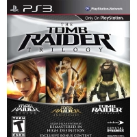 PS3 古墓奇兵三部曲 Tomb Raider Trilogy 英文美版