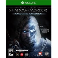 XBOX ONE 中土世界:魔多之影 年度完整版 英文美版 Middle-earth: Shadow of Mordor GAME OF THE YEAR EDITION