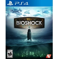 【一起玩】PS4 生化奇兵合集 英文美版 BioShock: The Collection(生化奇兵1+2+無限之城)