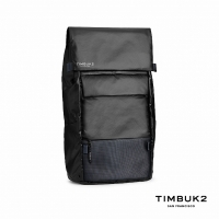 【TIMBUK2】ROBIN LIGHT 輕量抗雨電腦後背包 20L(Jet Black 黑色)