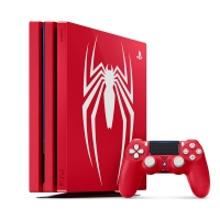 【軟體世界】Sony PlayStation®4 Pro Marvel's Spider-Man Limited Edition 蜘蛛人同捆機(數量有限)