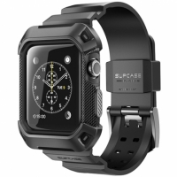 【美國代購】Apple Watch 2 Case, SUPCASE 42mm保護殻含錶帶 for Apple Watch Series 2 2016 及 2015 Edition