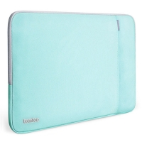 【美國代購】Tomtoc 360° 防摔保護 Laptop Sleeve for MacBook Air/Pro 13.3 inch (2012 Late-2016 Early)-淡藍色