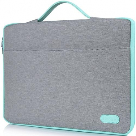 【美國代購】ProCase 三款式尺寸 12 - 15.6 Inch Sleeve for New Surface Pro 2017/Macbook Pro/iPad Pro-淡灰色