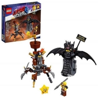 LEGO 樂高  70836 Battle-Ready Batman™ and MetalBeard