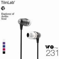 【TiinLab】Whisper of TFAT WT 耳語系列 - WT231(TiinLab、耳機、周杰倫、WT231)