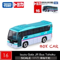 【車城】日版 TOMICA 火柴盒多美小汽車 TAKARA TOMY NO.016 ISUZU JR BUS 公車