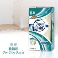 【P&G 日本 寶僑】《Made in Japan》Standing Febreze for Shoe Boxes Pure Clean *1 box(Air Freshner)
