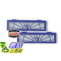 [103美國直購] Neato 原廠 濾網 945-0123 BotVac Series High-Performance Filter 2-Pack