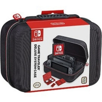 [106美國直購] Nintendo Switch Game Traveler Deluxe System Case