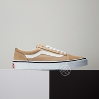 【Vans】V36CL+ CALM OLD SKOOL DX GINGER 麂皮 帆布 奶茶色 586303-0003