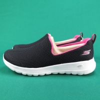 【iSport愛運動】Skechers GO WALK JOY REJOICE 輕量健走鞋 15637BKHP女款