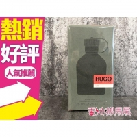 ◐香水綁馬尾◐HUGO BOSS GREEN 優客 男性淡香水 125ml
