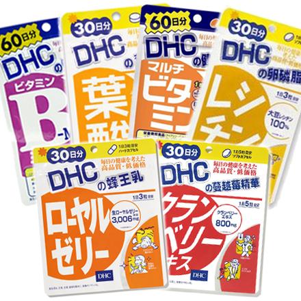 【日本DHC】維他命B群120粒