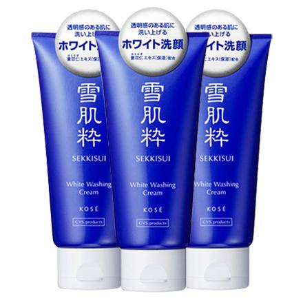 【KOSE雪肌】美白洗面乳80g
