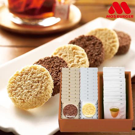 【摩斯好生活MOS】摩斯巧克力米酥禮盒