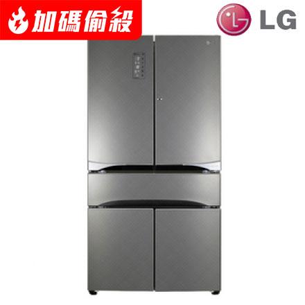 【超狂破盤價】836公升超聲動鮮活六門冰箱